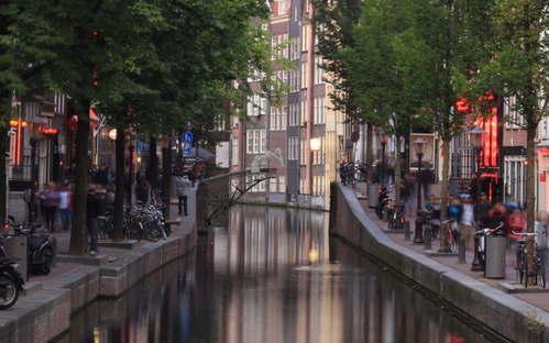 MX3D, un ponte stampato in 3D ad Amsterdam