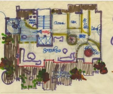 Interni milanesi Architetture Domestiche Vico Magistretti