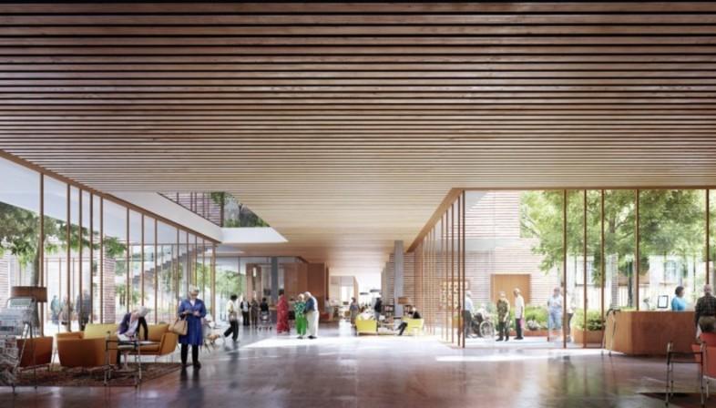 Future Sølund vince C.F. Møller Architects e Tredje Natur
