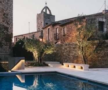 MESURA castello di Peratallada un bene storico e artistico