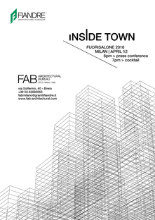 FAB Milano INSIDE TOWN Fuorisalone 2016