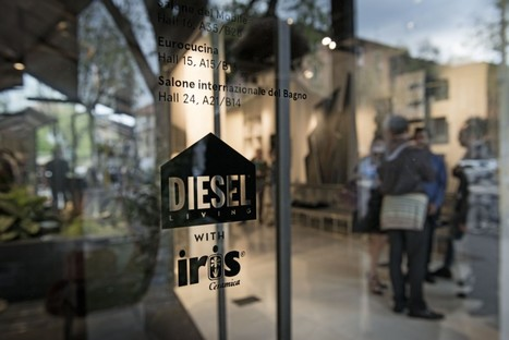 Diesel Living e Iris Come in we're open!