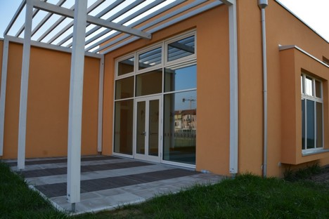 Tecnologie innovative per il polo scolastico di Carignano