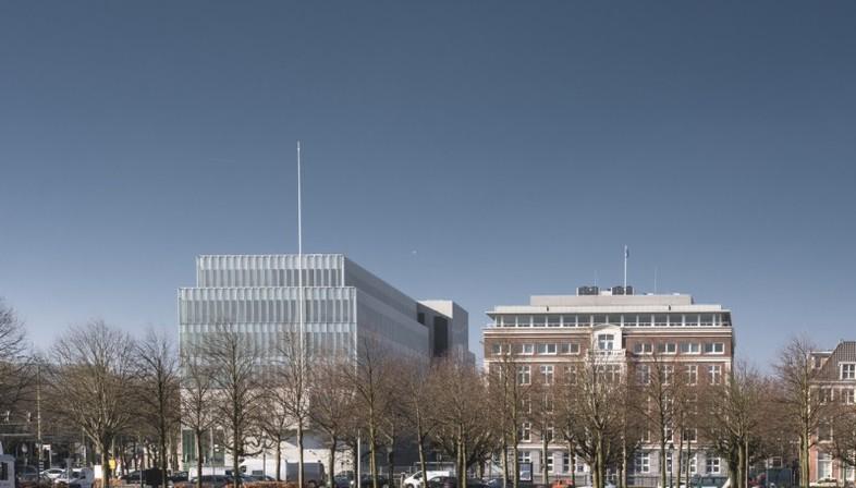 KAAN Architecten Corte Suprema dei Paesi Bassi L'Aia