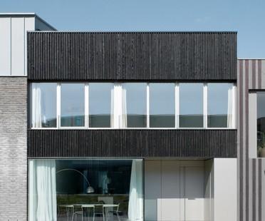 Pasel.künzel architects Residenza privata a Leiden