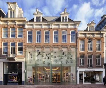 MVRDV flagship store Crystal Houses Amsterdam