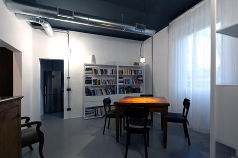 Paolo Carli Moretti Interior Design low-budget via Trento Forlì