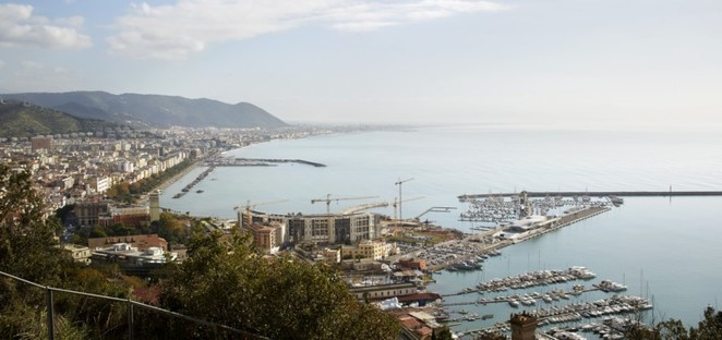 Zaha Hadid Architects Salerno Maritime Terminal photo by Hufton+Crow