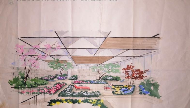 Mostra pietro porcinai a trivero giardini e paesaggio for Pietro porcinai