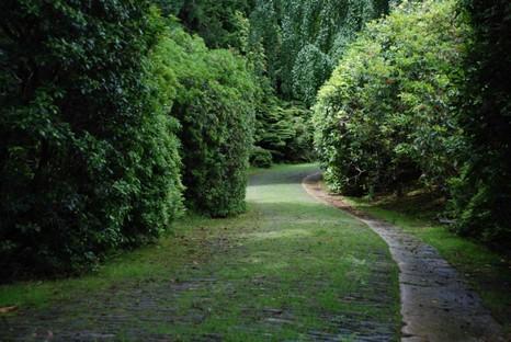 Mostra Pietro Porcinai a Trivero Giardini e paesaggio