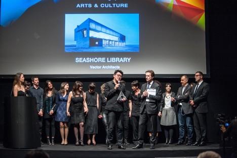 Vector Architects vince ARCHMARATHON Awards 2016