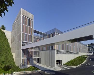 Studio Díaz y Díaz Arquitectos - Maternity and Oncologic Parking