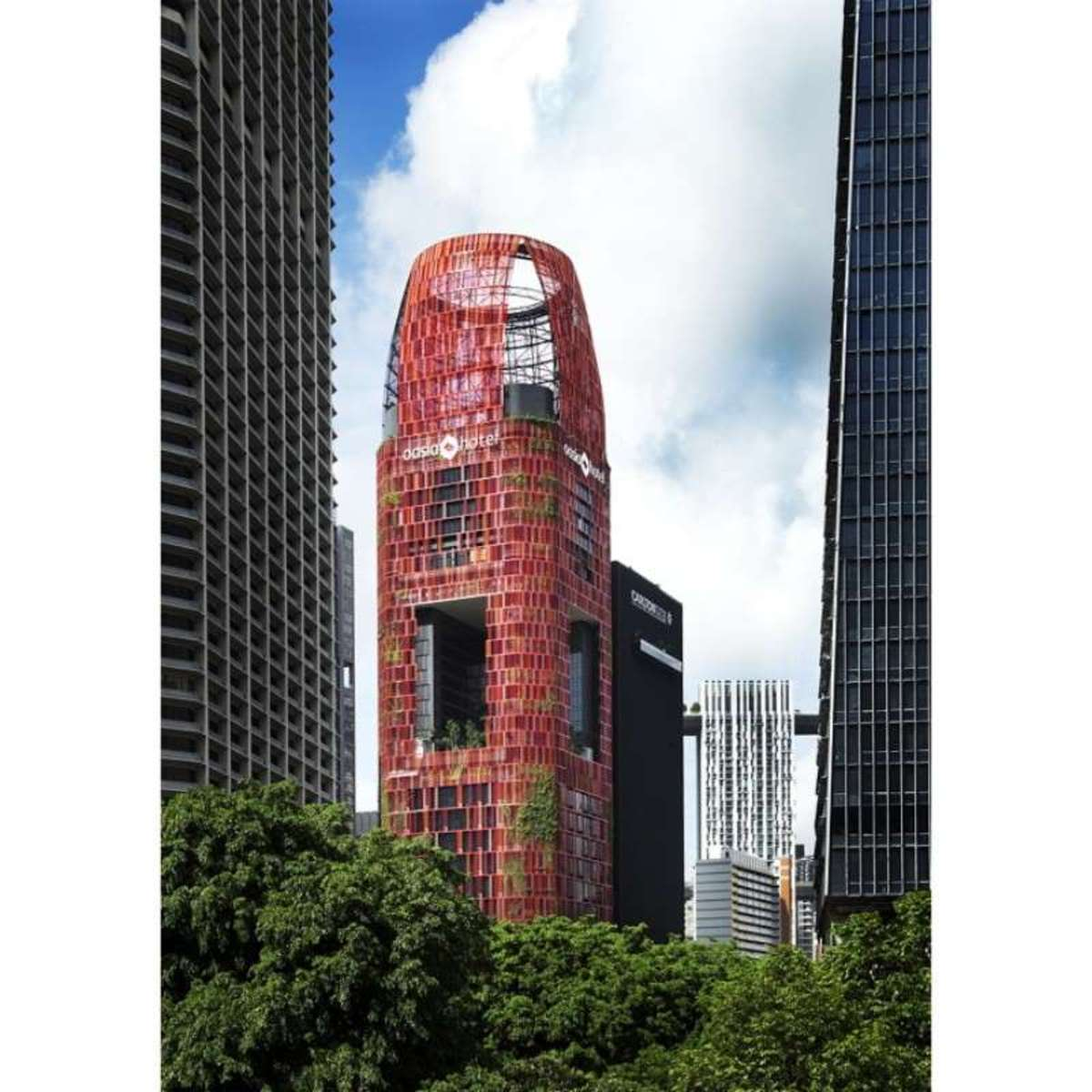 WOHA: Fragments of an Urban Future