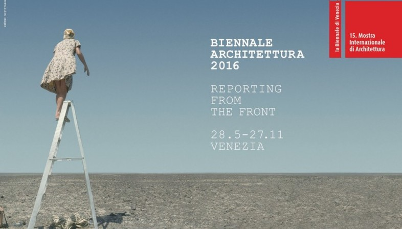 Reporting From The Front Mostra Internazionale Architettura
