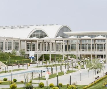 gmp inaugurato il centro esposizioni di Teheran