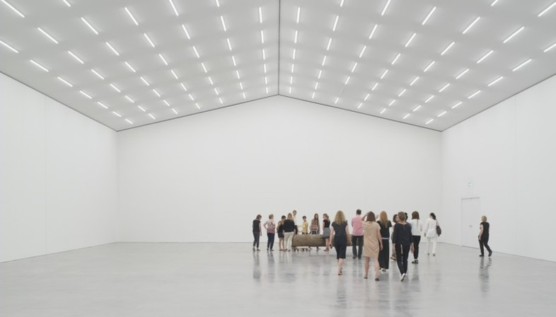 Herzog & De Meuron inaugurato Schaudepot Vitra Design Museum