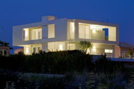 Casa LS di Architrend: leggerezza sicula