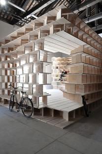 Home at Arsenale Padiglione Slovenia Biennale Venezia 2016
