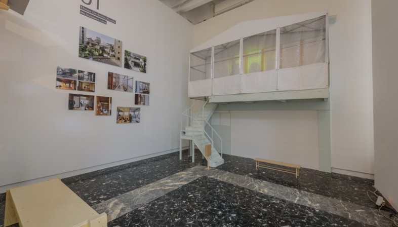 Padiglione Giappone Biennale di Architettura Venezia