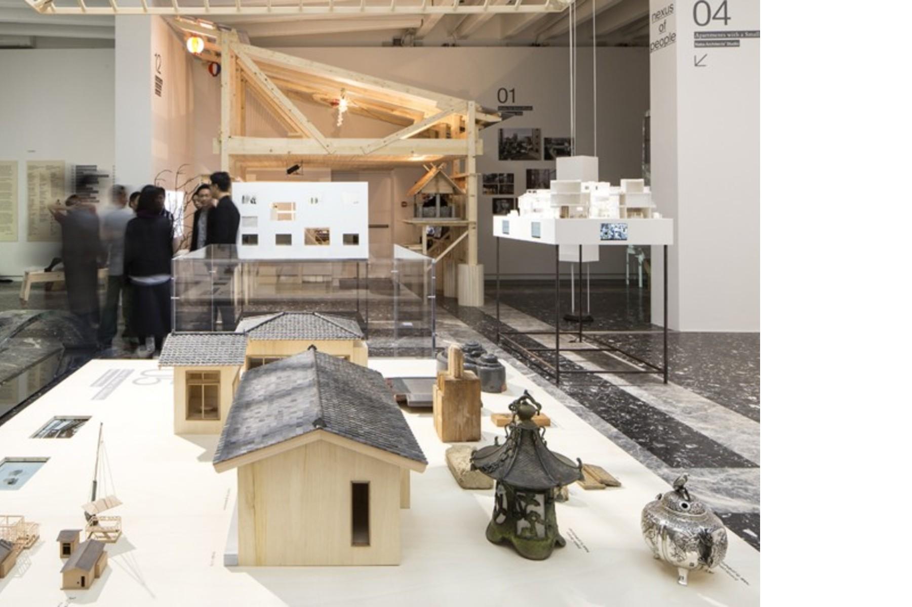 Images courtesy of La Biennale di Venezia, photo by Francesco Galli