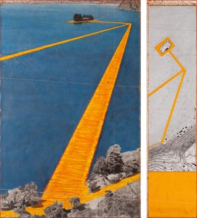 Christo e Jeanne-Claude The Floating Piers