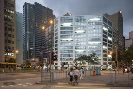 MVRDV Uffici di vetro 133 Wai Yip Street Hong Kong