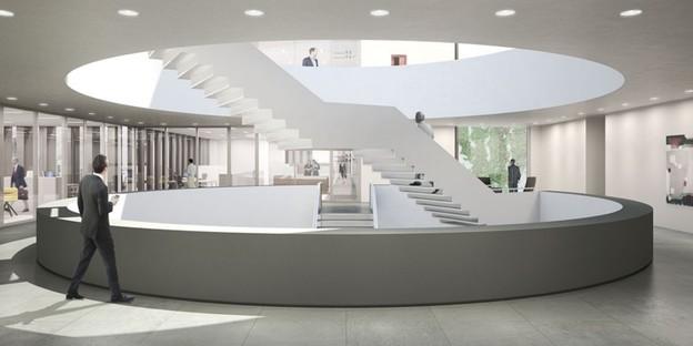 KAAN Architecten vince il concorso per New Amsterdam Courthouse