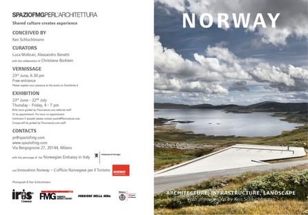SpazioFMG mostra NORWAY Ken Schluchtmann