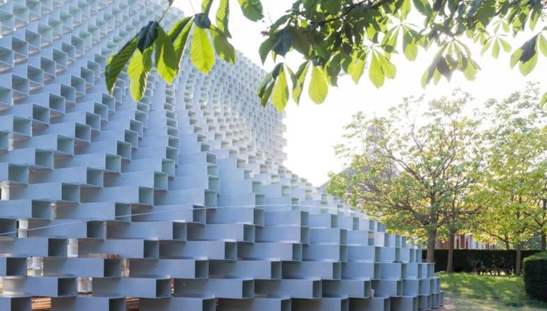 Il Serpentine Pavilion di BIG Bjarke Ingels Group