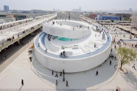 BIG Danish Expo Pavilion image by Iwan Baan