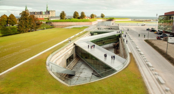BIG Danish Maritime Museum image by Luca Santiago Mora