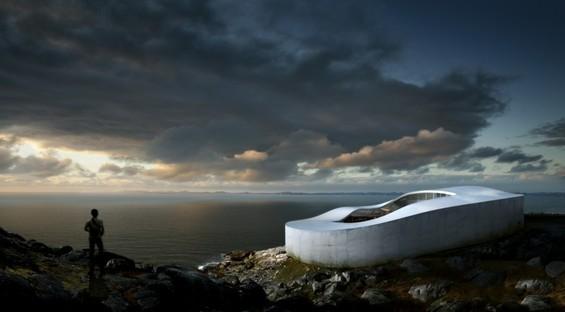 BIG Greenland National Gallery Art by BIG & Glessner