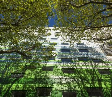 Manuelle Gautrand Hipark Hotel Paris la Villette