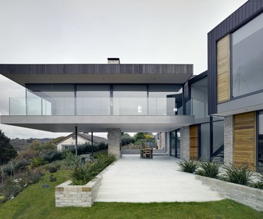 John Pardey Architects The Owers House Cornovaglia