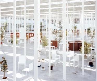 Junya Ishigami vince BSI Swiss Architectural Award