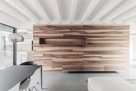 CN10 architetti ristrutturazione di una casa unifamiliare