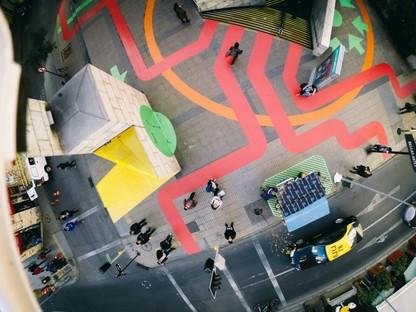 100architects: come dare vita a una piazza usando il colore