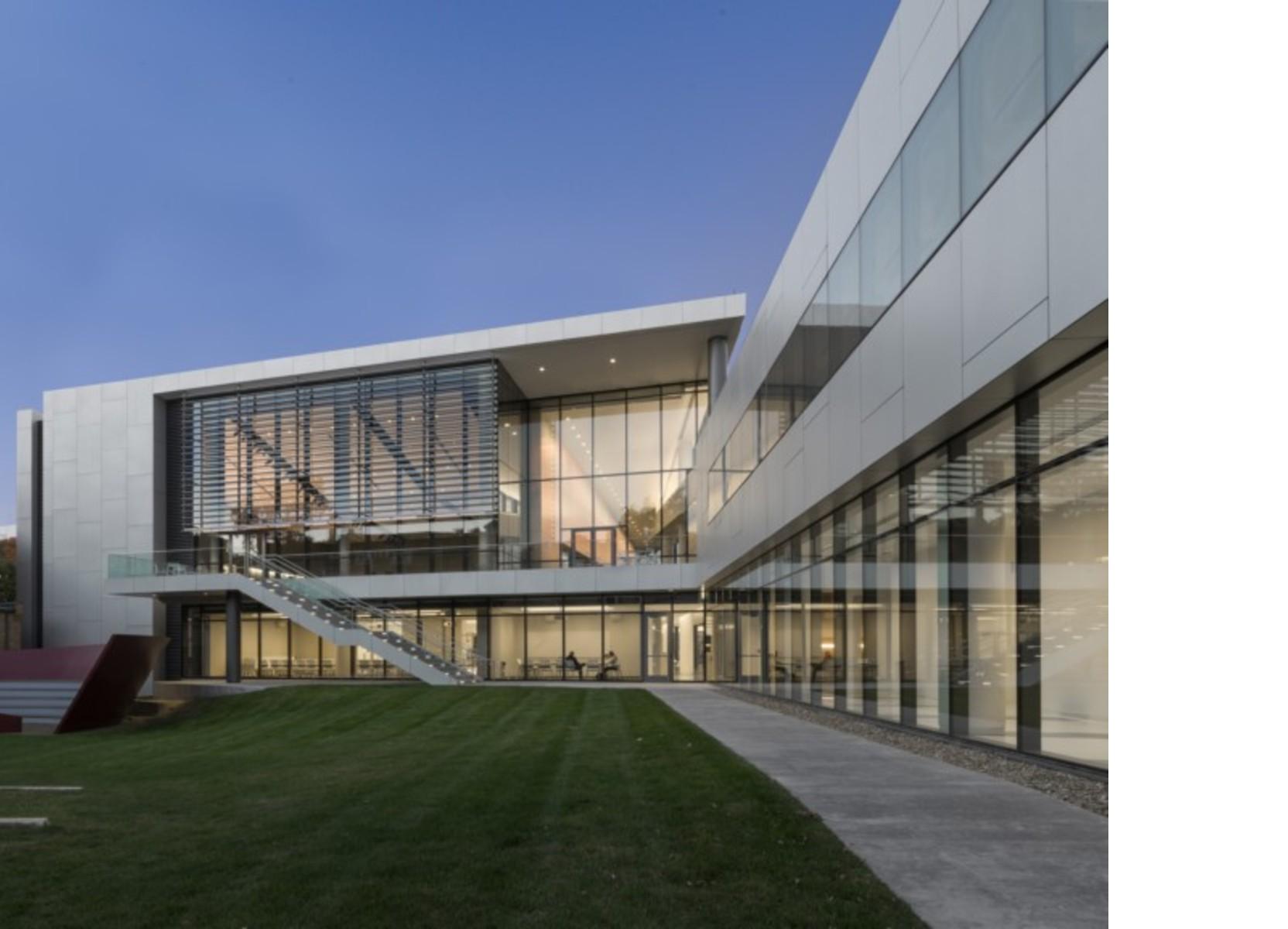 Perkins+Will Centro Universitario Tinkham Veale CWRU Ohio