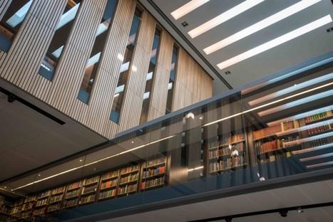 WilkinsonEyre Weston Library University of Oxford