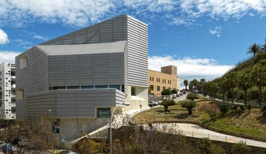 Paredes Pedrosa Arquitectos Biblioteca pubblica Ceuta