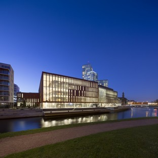 Schmidt Hammer Lassen Architects Malmo Live Centro Culturale