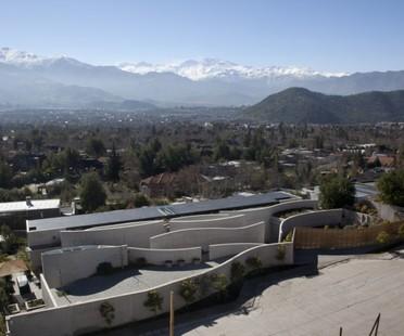 Cazu Zegers Casa Soplo - Whisper House Santiago Cile