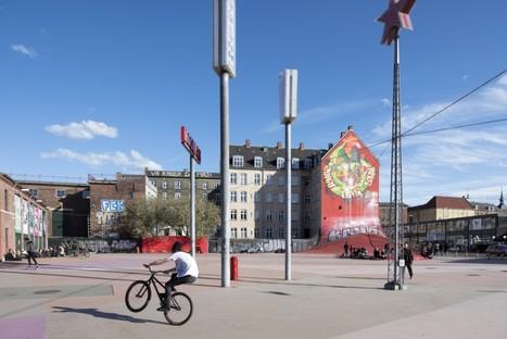 Superkilen Copenhagen progetto urbano BIG Superflex Topotek 1