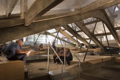 Vazio Cine Theatro Brasil Archeologia Strutturale