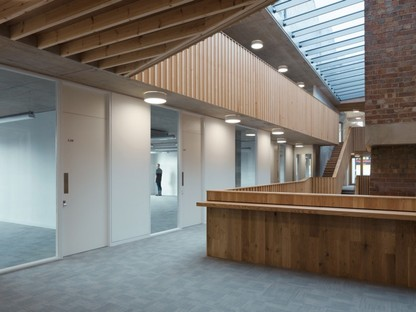 00 Architecture The Foundry Social Justice Centre Londra