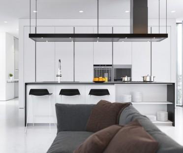 Esentai Apartment di Lenz Architects