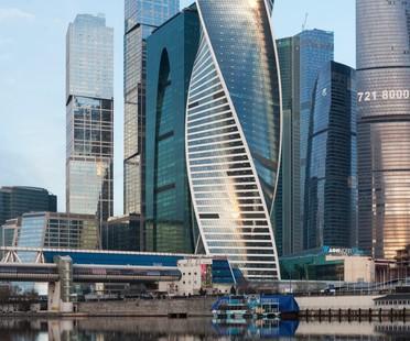 RMJM Evolution Tower Mosca