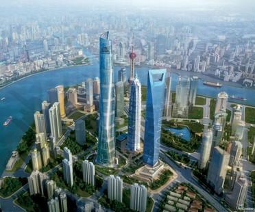 Twisting Towers i Grattacieli con torsione