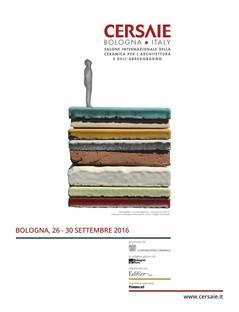CERSAIE  Salone internazionale della Ceramica per l'Architettura