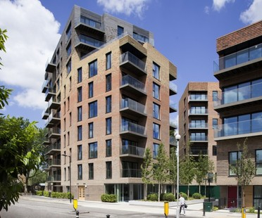 dRMM Architects: Residenze Trafalgar Place Londra